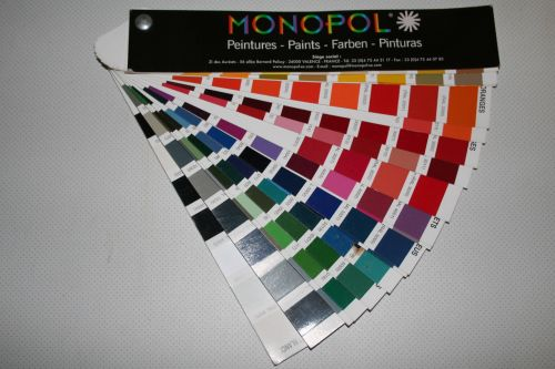PEINTURE RAL  PEINTURE RAL  PEINTURE RAL  PEINTURE RALLe Guide