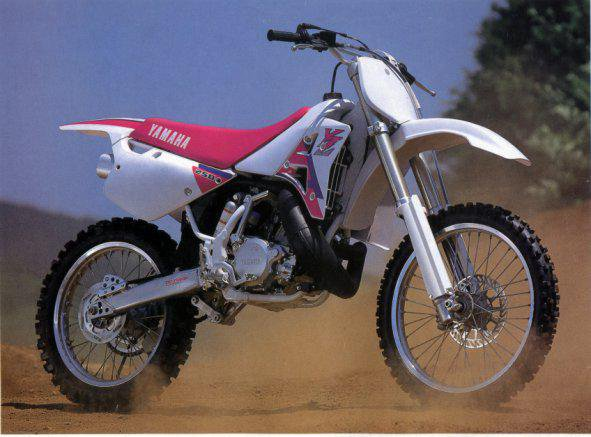 restauration yamaha 250 yz 1992 le guide vert. Black Bedroom Furniture Sets. Home Design Ideas
