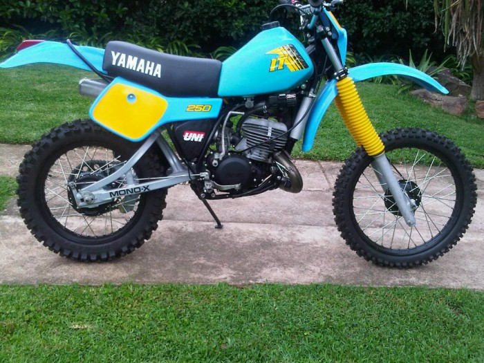Specs On A 1980 Yz 250 Html Autos Post
