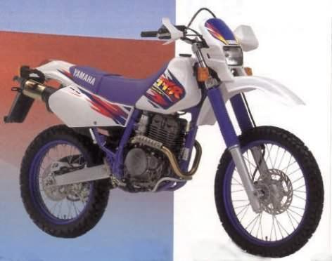 moto yamaha 250 ttr occasion