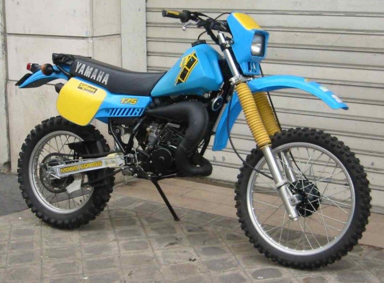 yamaha it. le guide vert : yamaha 175 it 1984 yamaha it