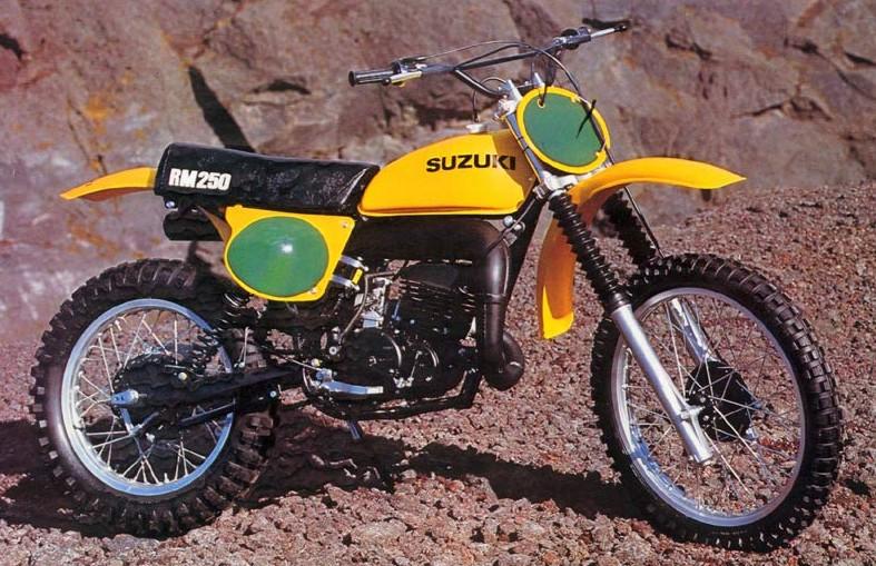 le guide vert suzuki cross 1977 les fiches techniques moto enduro trial et motocross. Black Bedroom Furniture Sets. Home Design Ideas