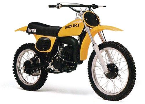 Le Guide Vert Suzuki Les Fiches Techniques Moto Enduro