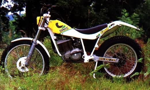le guide vert trial 1991 les fiches techniques moto enduro trial et motocross. Black Bedroom Furniture Sets. Home Design Ideas