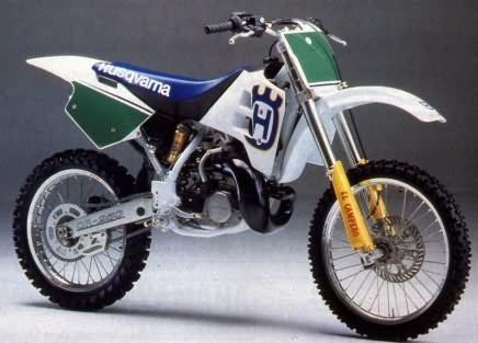 Le Guide Vert Cross 1993 Les Fiches Techniques Moto