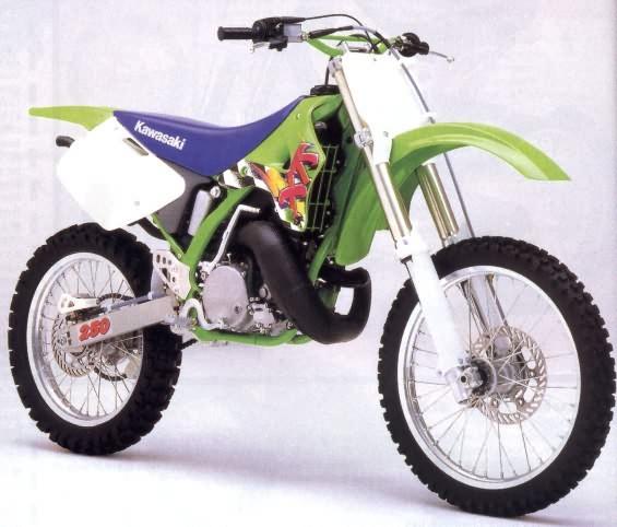 le guide vert cross 1995 les fiches techniques moto enduro trial et motocross. Black Bedroom Furniture Sets. Home Design Ideas