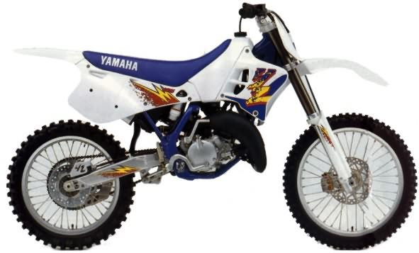 Le guide vert yamaha cross les fiches techniques moto - Image de moto cross 125 ...