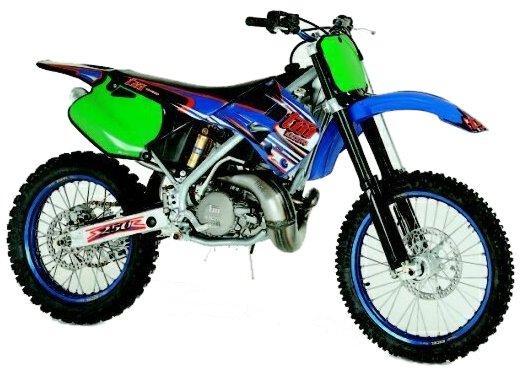 le guide vert cross 2002 les fiches techniques moto enduro trial et motocross. Black Bedroom Furniture Sets. Home Design Ideas