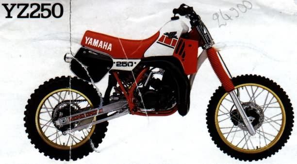 le guide vert cross 1985 les fiches techniques moto enduro trial et motocross. Black Bedroom Furniture Sets. Home Design Ideas